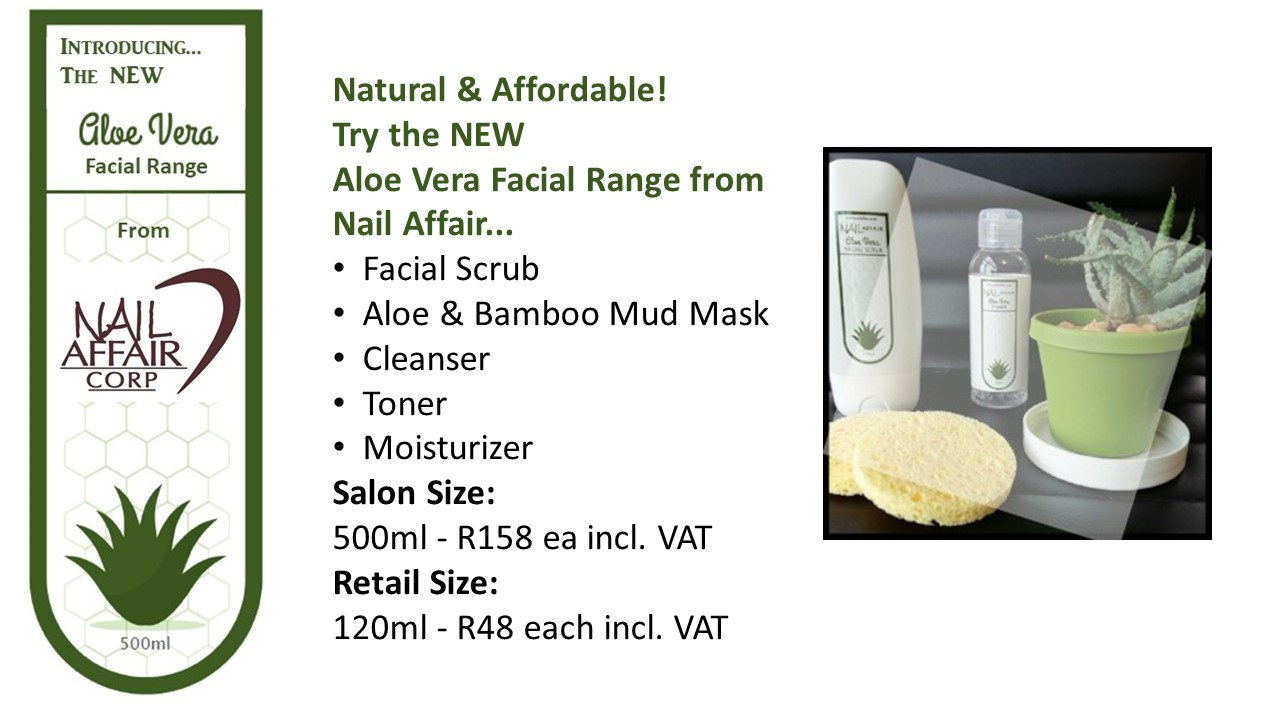 Facial Range from Nail Affair