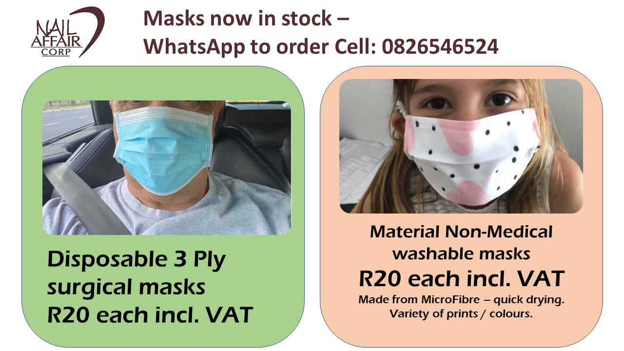 Masks Nail Affair